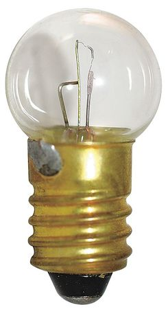 Miniature Lamp, 406, 0.8W, G4 1/2, 2.6V, PK10