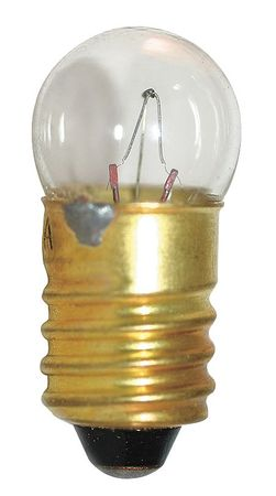 Miniature Lamp, 2.7W, G3 1/2, 18V, PK10