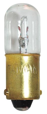Miniature Lamp, 0.8W, T3 1/4, 14V, PK10