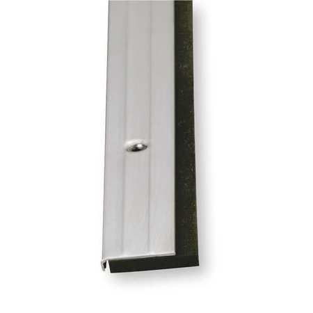 Door Frame Weatherstrip, 3 ft, Black