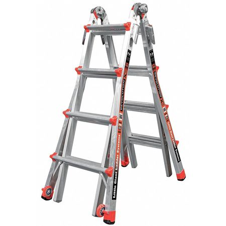 Aluminum Multipurpose Ladders