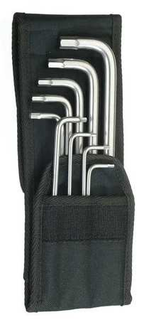 Ball End Hex Key Set, Pieces 9, S10