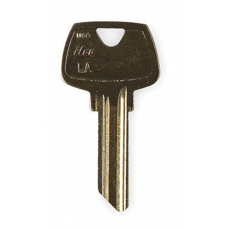 Key Blank, Brass, Sargent Lock, PK10