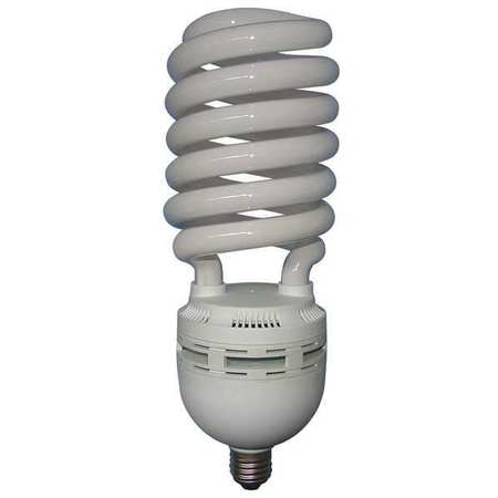 LUMAPRO 105W,  Spiral Screw-In Fluorescent Light Bulb