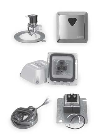 Infrared Shower Control
