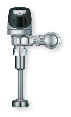 "Automatic Flush Valve,  Urinal,  1 gpf,  Inlet Size 3/4"",  Spud Coupling Size 3/4"""