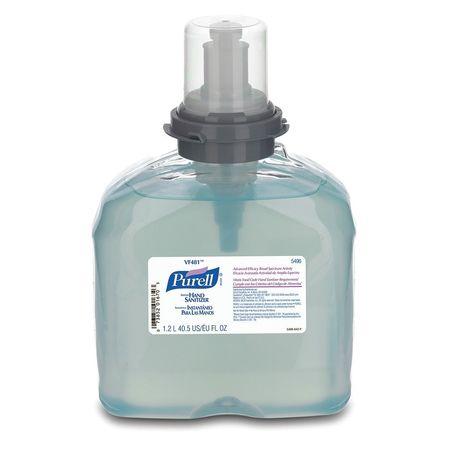 Hand Sanitizer Refill, Size 1200mL, PK4