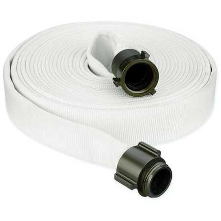 Reel Fire Hose, 50 ft. L, Dia. 1-1/2 In.