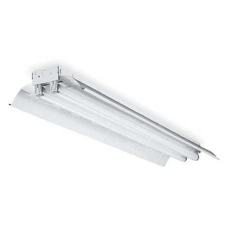 Fluorescent Fixture, F96T8HO, 86W, 120-277V