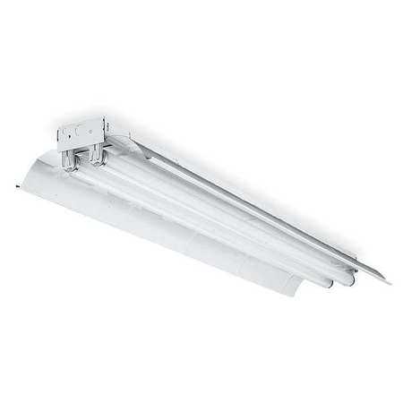 Fluorescent Fixture, F96T8, 57W, 120-277V