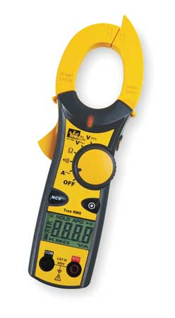 Digital Clamp Meter, 600A, 600V