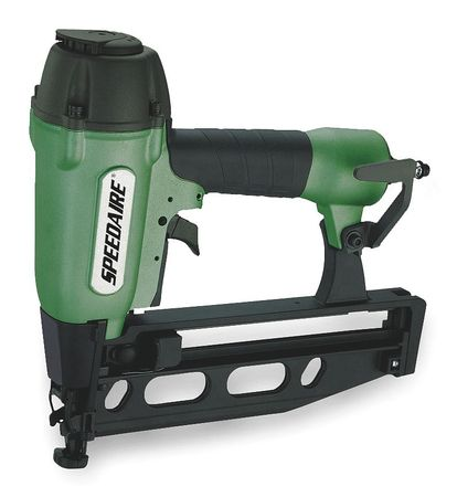 Air Finish Nailer, Adhesv, 3/4 to 2-1/2 In