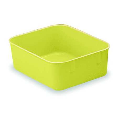 Nesting Container, 6 3/8 In L, 2 In H