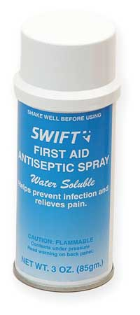 First Aid Spray, Can, 3 oz.