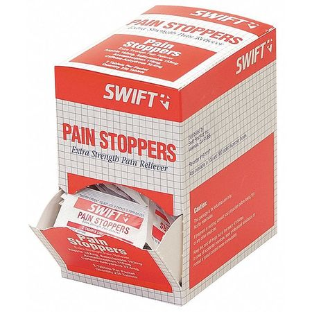 Pain Stoppers, Tablet, PK250
