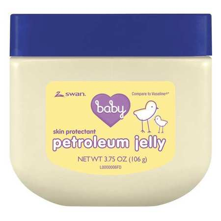 Petroleum Jelly, Jar, 3.75 oz.