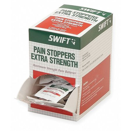 Extra Strength Pain Stopper, Tablet, PK250