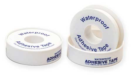 Adhesive Tape, 1/2 In x 10 Yd
