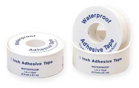 Adhesive Tape, 1 In x 10 Yd