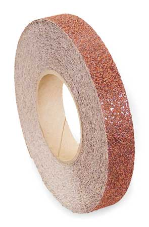 Anti-Slip Tape, Brick Red, 1 in x 60 ft.