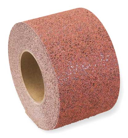 Anti-Slip Tape, Brick Red, 4 in x 60 ft.