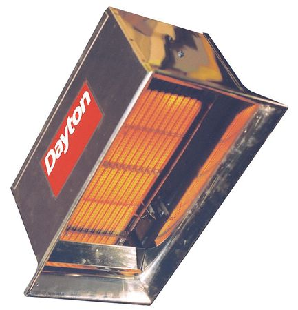 Commercial Infrared Heater, NG, 30, 000