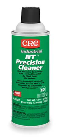 CRC 12 oz. Aerosol Can,  Precision Cleaner