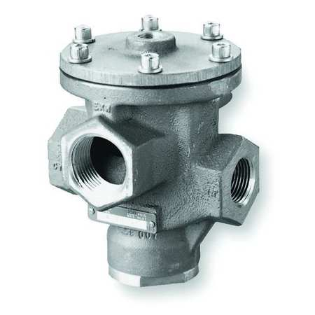 Valve,  Air Pilot, 3 Way, 1/2 In Inlet
