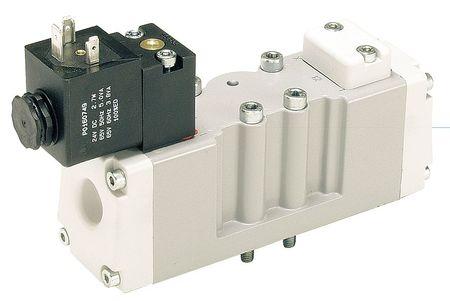 Solenoid Air Control Valve, 24VDC