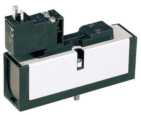 Solenoid Air Control Valve, 1/8 In, 24VDC