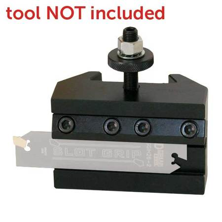 Tool Holder, Revsible Cut-Off, QITP35N