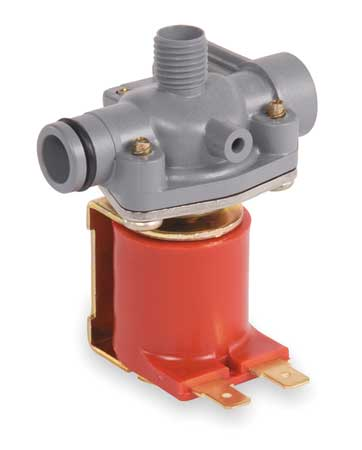 Through Body Solenoid Valve,  24VAC