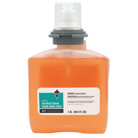 TOUGH GUY 1200 mL Fruity Antibacterial Soap Refill