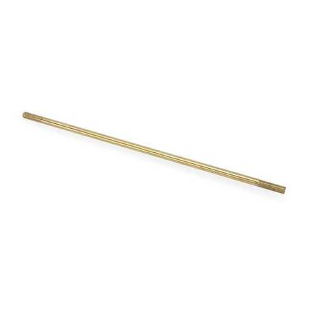 Float Rod, 3/8-16, 12 In L, Brass