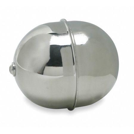 Float Ball, Oblong, SS, 4 In
