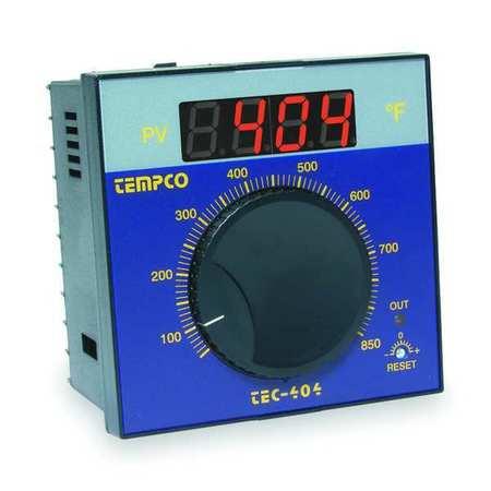 Temp Controller, Analog, J, 90-264V