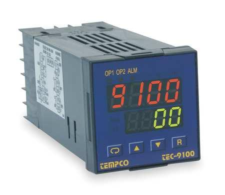 Temp Controller, Prog, 90-250V, SSR