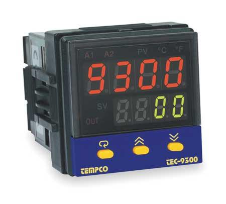 Temp Controller, Prog, 90-264V, SSR