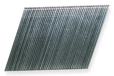 Angled Finish Nail, 16ga, 1-1/4 In, PK2500