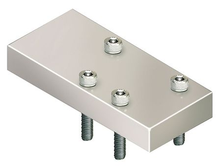 Blank Plate, For ISO Size 02 Manifolds