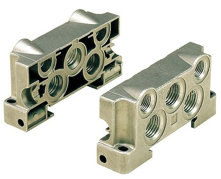 End Plate Kit, 5599-1 ISO 1 Manifolds