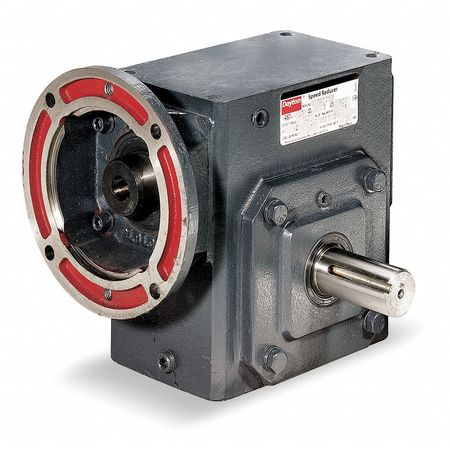 Speed Reducer, C-Face, 56C, 50:1