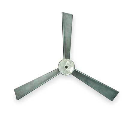 Propeller, 30 In, 5/8 Bore, 10, 230 CFM