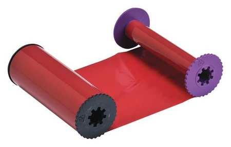 Ribbon Cartridge, Red, 290 ft. L, PK2