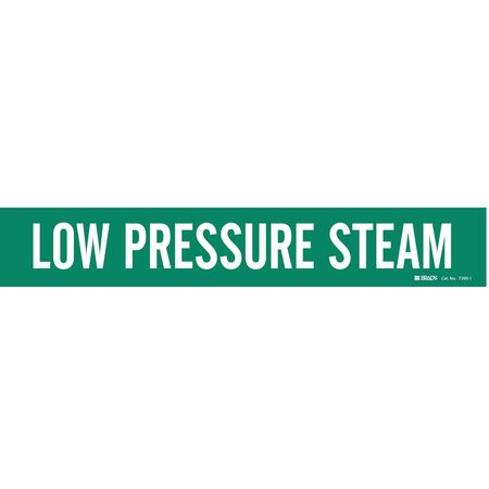 Pipe Mkr, Low Pressure Steam, 2-1/2to7-7/8