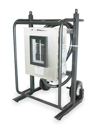 Power Distribution Cart, 100 AC