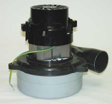 Vacuum Mtr/Blwr, Tangential, 2 Stge, 1 Spd