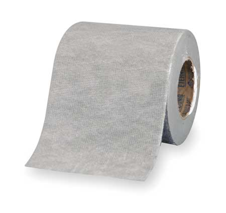 Roof Repair Tape, Paintable, 6 In x50 Ft