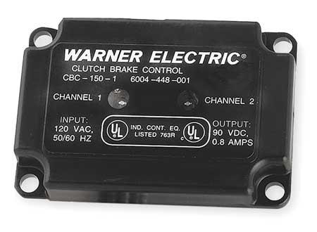 Clutch/Brake Control, 120VAC, 90VDC