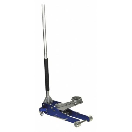 Hydraulic Service Jack, 2 tons, 3-1/2 In H